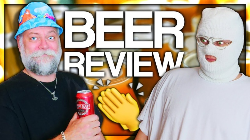 PAPANOMALY BEER REVIEW