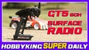 Turnigy GT5 6CH 2.4GHz Surface Radio - HobbyKing Super Daily
