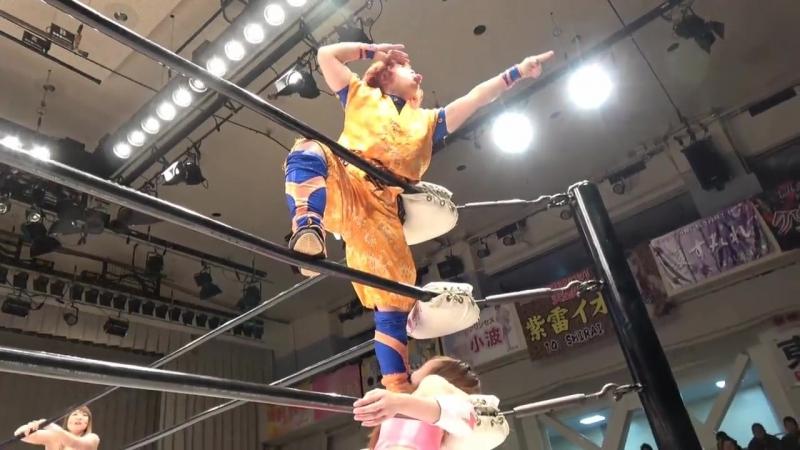 2. Jungle Kyona, Kaori Yoneyama Natsuko Tora vs. Konami, Shiki Shibusawa Starlight Kid