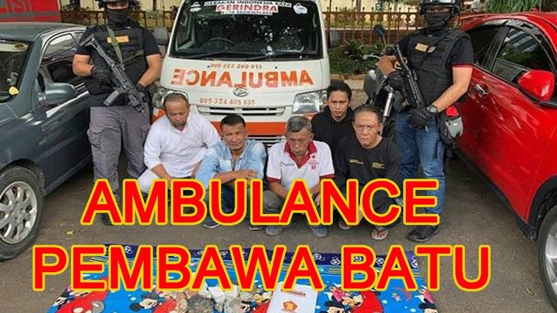 Pengakuan Sopir Ambulans Gerindra Pembawa Batu
