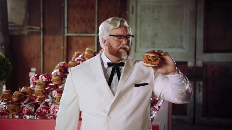 Полная версия Звезда ИГРЫ ПРЕСТОЛОВ Хафтор Бьёрнсон в роли полковника Сандерса KFC