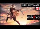 Nier Automata 😝 Вверх по лестнице Вниз и опять вверх №4