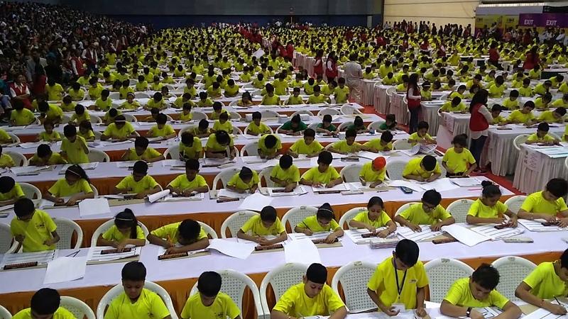 17 Ucmas National level competition 2018 at Ahmedabad
