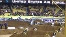 Bubba's heat race comeback Supercross Los Angeles Dodger Stadium