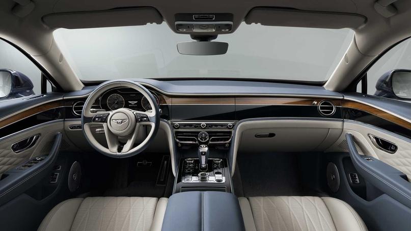 Bentley Flying Spur III и важные факты, изображение №7