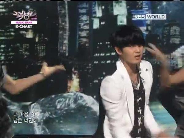 [Music Bank K-Chart] Heo YoungSaeng - Crying (2012.06.01)