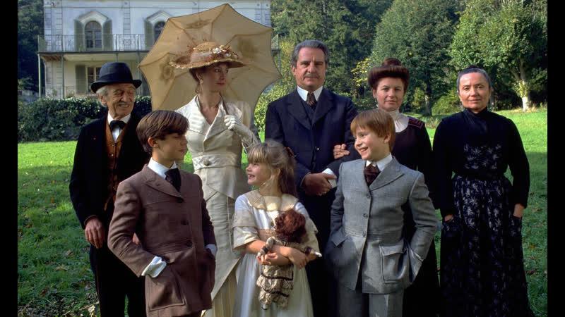 Воскресенье за городом Un dimanche a la campagne (1984)