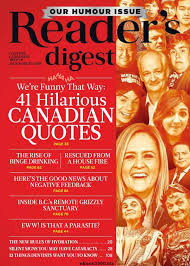 Readers Digest Canada - July 2018