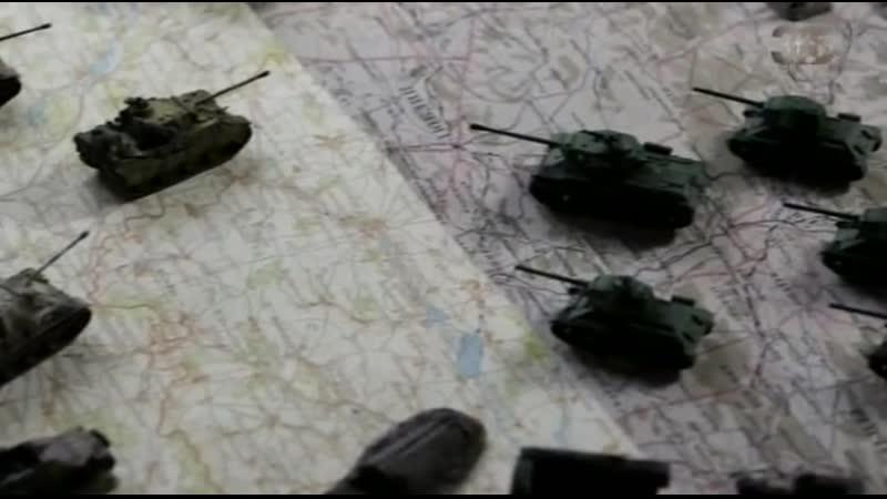 Искусство войны Великие полководцы 7 серия Противостояние Маннергейм против Мерецкова
