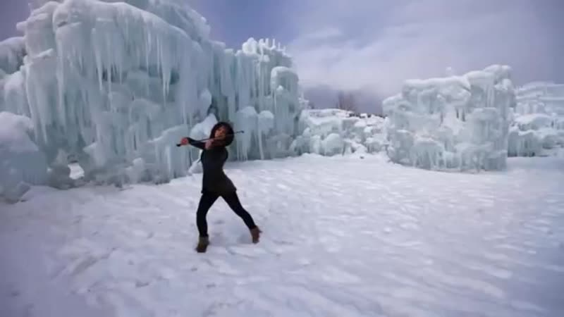 Lindsey Stirling Crystallize violin