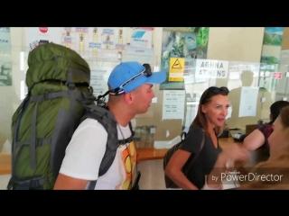 #ГречЯхтинг2018: день 2 // переезд с Корфу на остров Лефкас