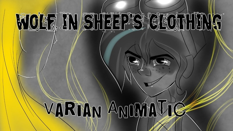 Wolf in Sheep's Clothing TTS Varian ANIMATIC