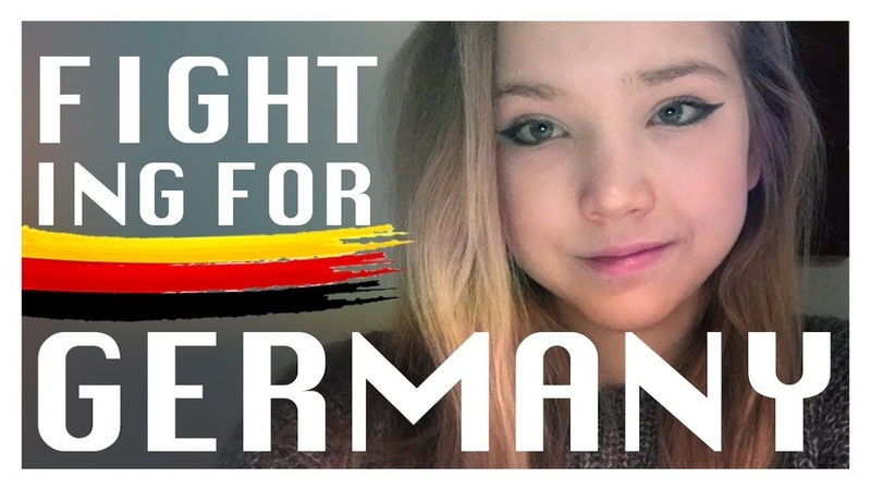 Fighting For Germany With Naomi Seibt