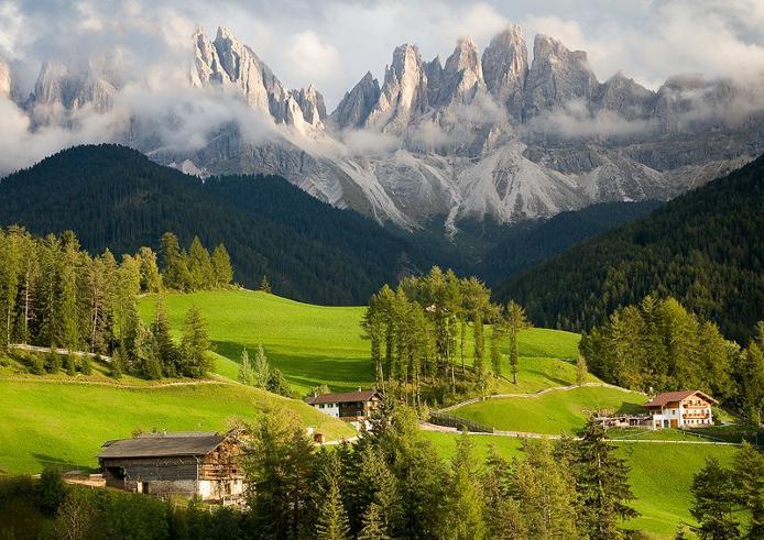 10 природных чудес Италии, изображение №15