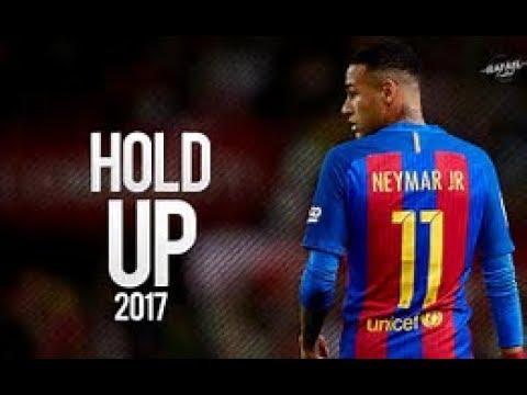 Neymar Jr 2017What so not -touched (Slumberjack Remix)-skill show-HD