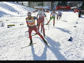 Tour de ski: stage 5