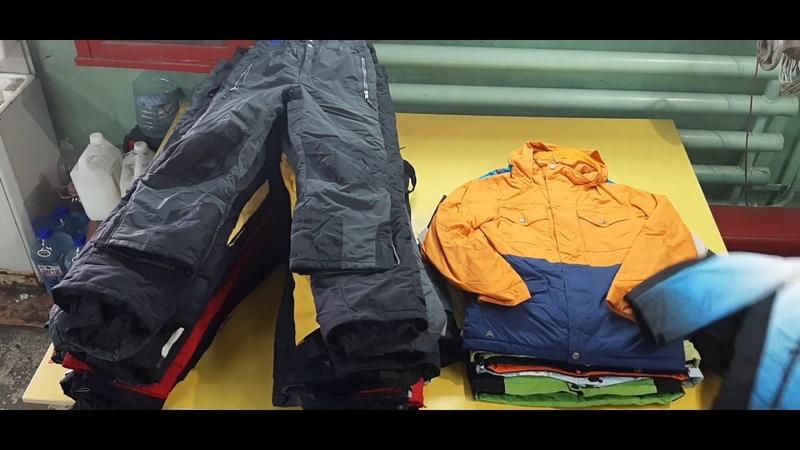 Лыжные комбинезоны, брюки, куртки (EXX - W1 - SKI MIX) С30