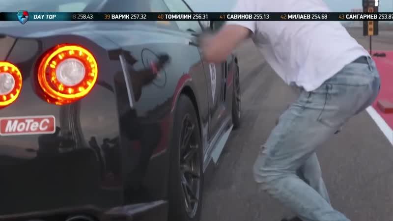 1400hp Nissan GT R vs 1000hp Nissan GT R 1 2 Unlim 2018