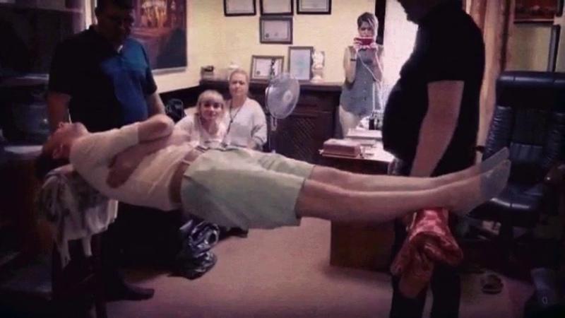 Каталептический мост гипноз гипнотерапия панические атаки тревоги