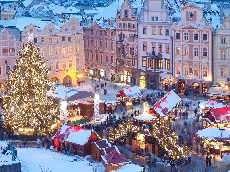 Прага - идеальный город для встречи Нового года, изображение №5