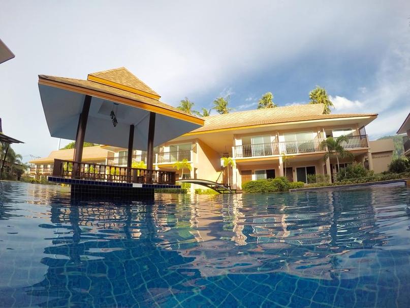 Хорошие отели 3* на пляже Банг Тао (Пхукет), изображение №2