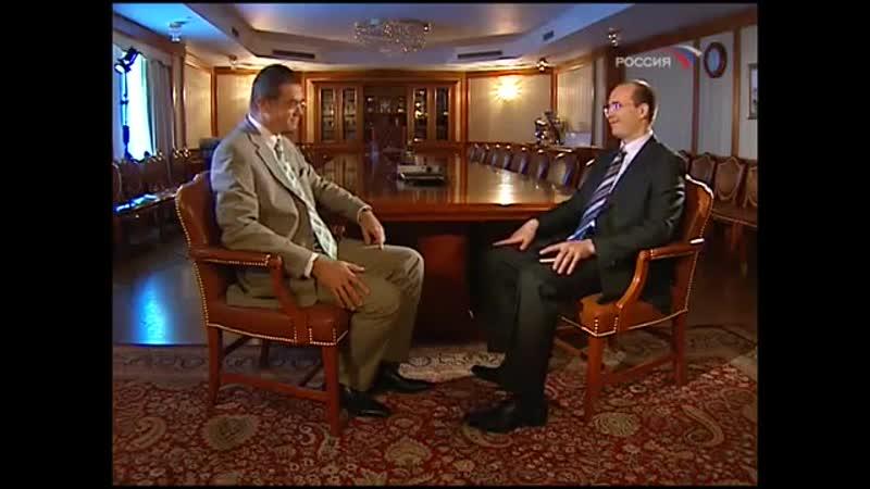 Вести недели Россия 01 07 2007