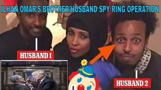 ILHAN OMAR MARRIED HER BROTHER《BRO》+《SIS》SPY-RING☆