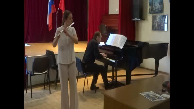 Елизавета Луканова И Андерсен Тарантелла