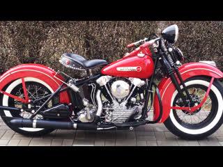 Harley davidson fl (1947)