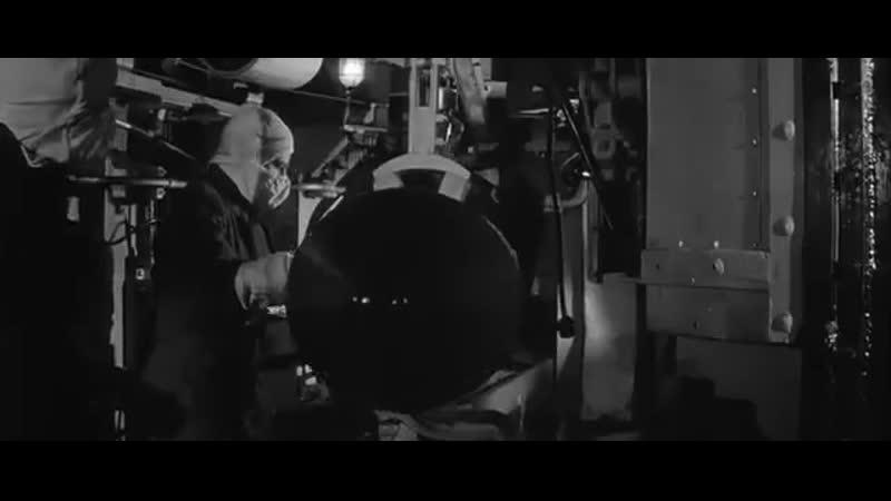 Работа расчета башни главного калибра по заряжанию 15-дюймового орудия