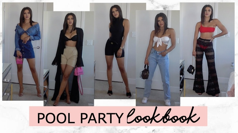 GIRLS DAY POOL PARTY Lookbook Trending Tuesday Ep. 21