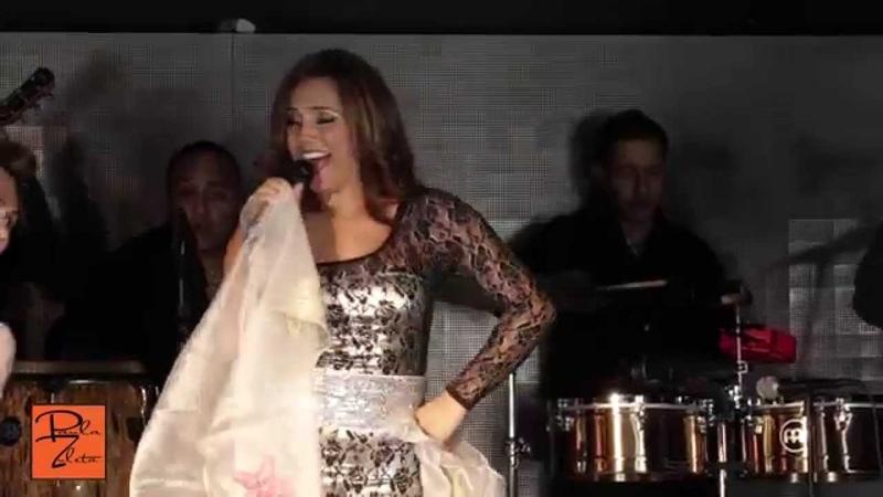 Paula Zuleta MOSAICO COLOMBIA DVD en vivo CUMBIA SIN FRONTERAS