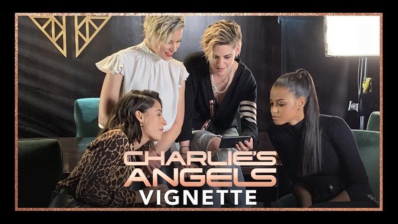 CHARLIE'S ANGELS Vignette Stronger Together