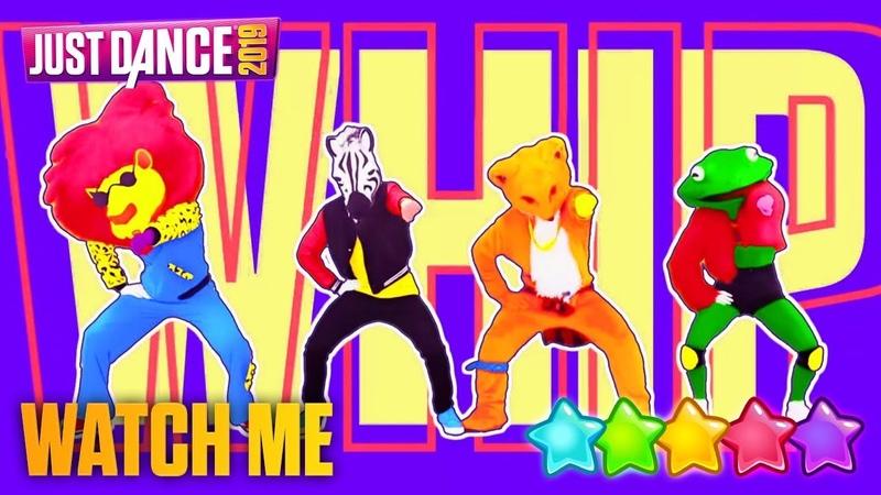 Just Dance 2019 Kids Mode: Watch Me (Whip\Nae Nae) - 5 stars