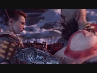 Kratos x atreus | god of war | vine