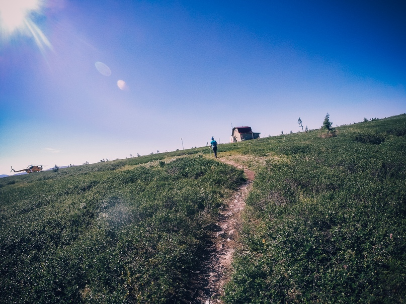 Отчёт о пешем походе на Маньпупунер через перевал Дятлова