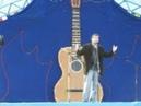 Никита Высоцкий на фестивале АП Струны души в Романовской