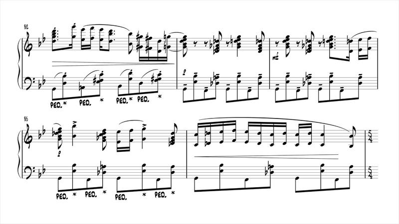 "George Reshetar Amusing Cakewalk"" *NEW COMPOSITION P Barton FEURICH piano"