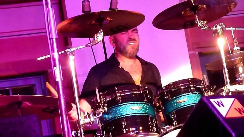Paul Camilleri - Bass Drum Solo, Lichtenfels 15.11.2012