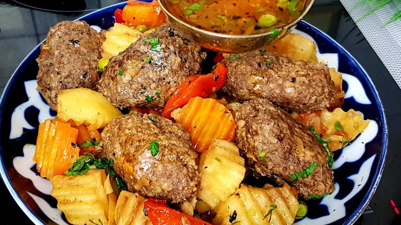 Очень Вкусное Блюдо из Котлет и картофеля🔥 Он Покорил миллион сердец ‼На обед или ужин