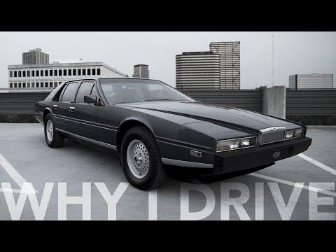 This Aston Martin Lagonda is designer Richard Vaughan's dream machine Why I Drive 28
