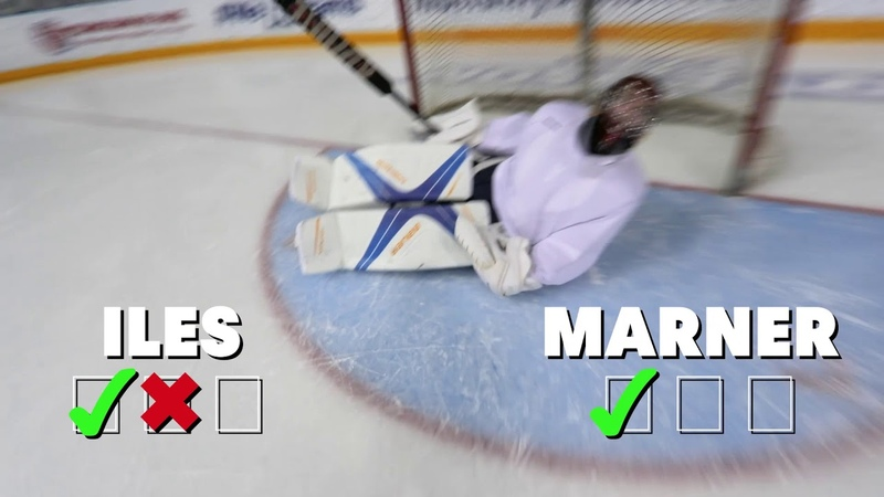 SHOOTOUT VS. MITCH MARNER | Finn Iles