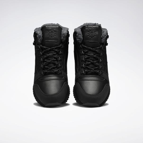 Кроссовки Reebok Classic Leather Mid Ripple image 6