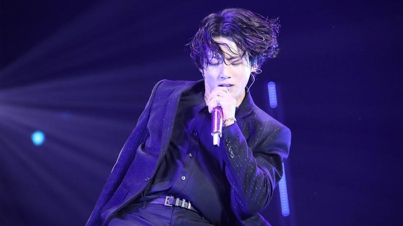 4K 190811 LDF 방탄소년단 Best of me 정국 직캠 JUNGKOOK FOCUS