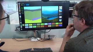 Nvidia показала нейросеть GauGAN, которая превратит рисунок уровня Paint в реалистичное изображение