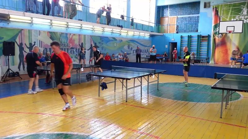Мищук (KAZ) vs Матвиенко (RUS) 3-2