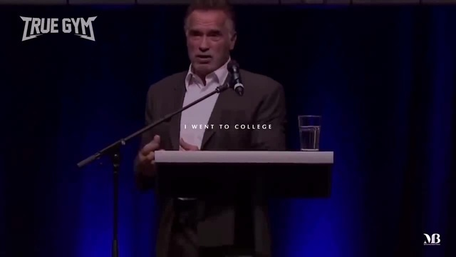 Arnold Schwarzenegger - Amazing Motivation