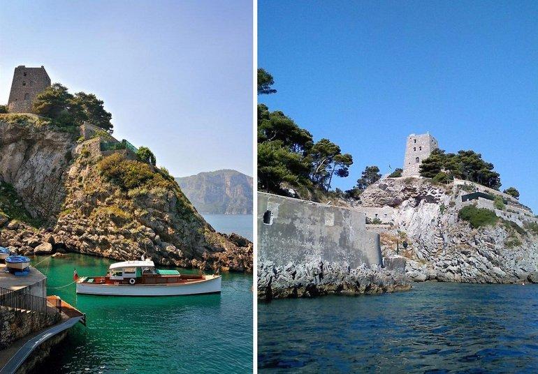 Острова Ли Галли. Италия, изображение №3