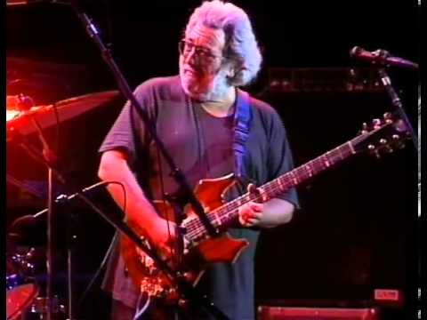 Jerry Garcia Band - How Sweet It Is To Be Loved By You Shoreline Amphitheater - 9/1/90