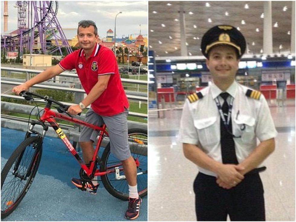 Британские СМИ окрестили героем посадившего самолетAirbus A321 в поле летчика Дамира Юсупова